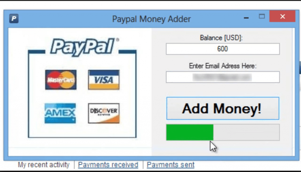 Paypal Money Adder | 7 Red Flags Exposed [2019]